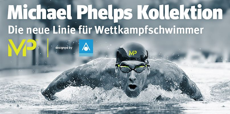 Michael Phelps Kollektion bei Sport-Thieme