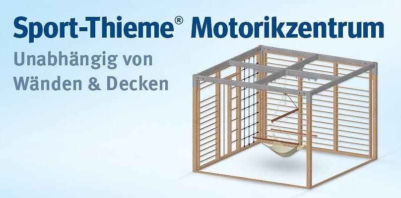 Sport-Thieme® Motorikzentrum - Unabhängig von Wänden & Decken