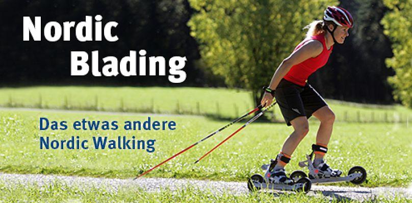 Nordic Blading - Das etwas andere Nordic Walking
