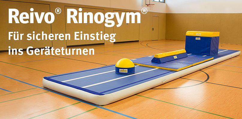 Reivo Rinogym - Die weiche Turngeräte für das Kinderturnen in Schulen