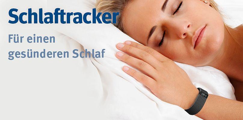 Schlaftracker: Für einen gesünderen Schlaf