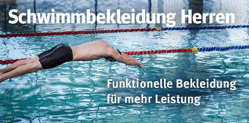 Schwimmbekleidung Herren - Funktionelle Bekleidung für mehr Leistung