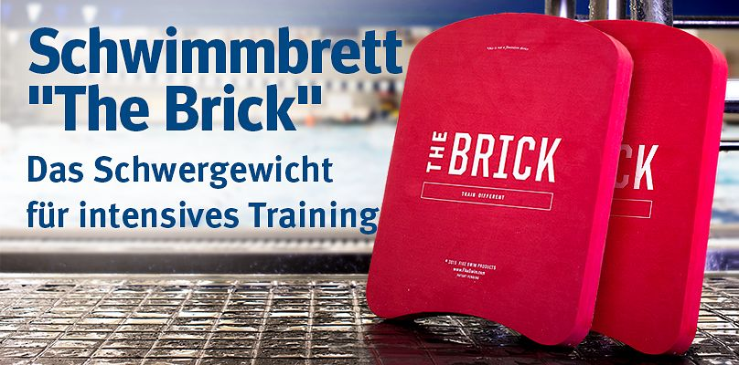 Schwimmbrett: The Brick