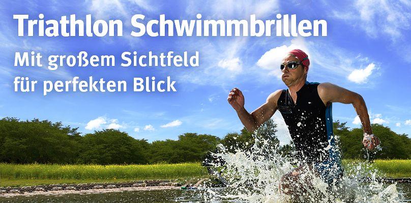 Triathlon Schwimmbrillen