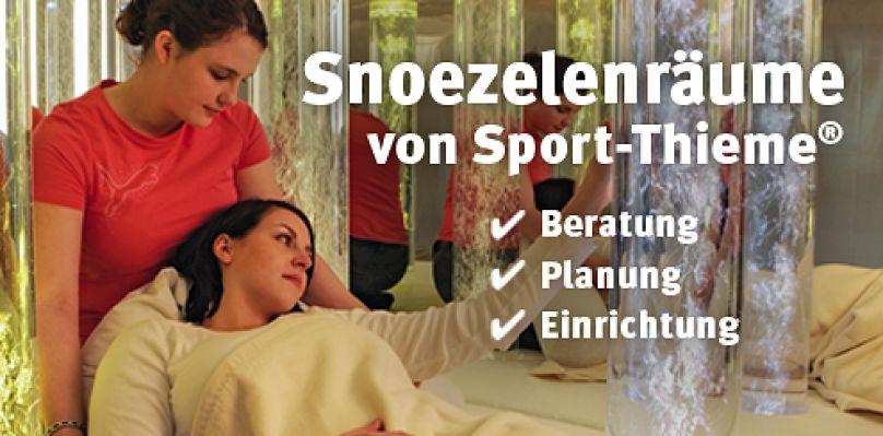 Snoezelenräume von Sport-Thieme®