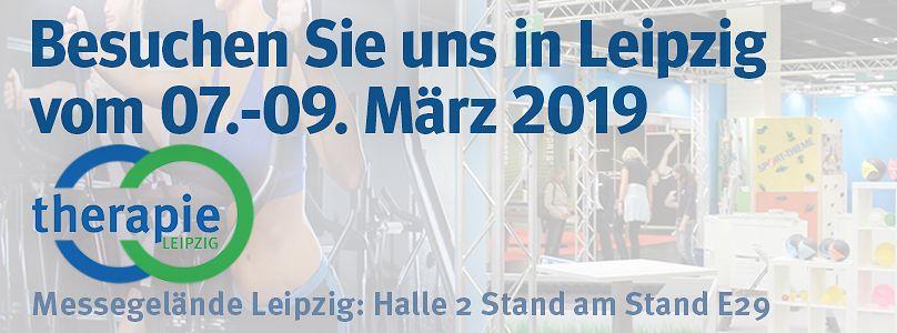 Sport-Thieme auf der therapie Leipzig 2017