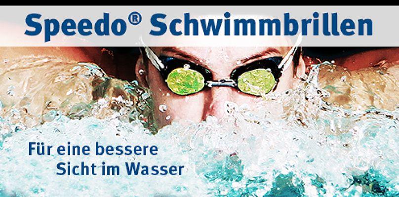 Speedo Schwimmbrillen - Für eine bessere Sicht im Wasser
