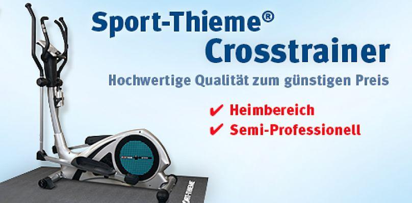 Sport-Thieme Crosstrainer - Hochwertige Qualität zum günstigen Preis