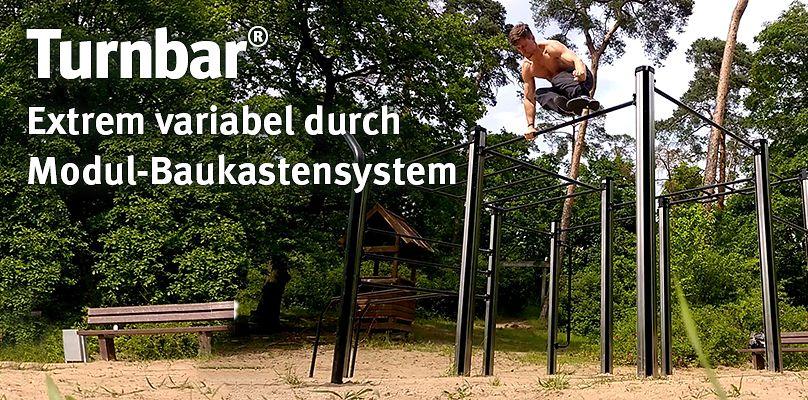 Turnbar® - Extrem variabel!