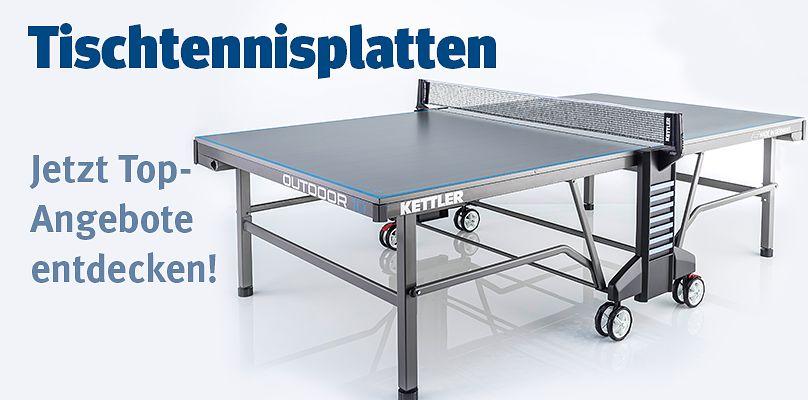 Tischtennisplatten: Top-Angebote sichern!