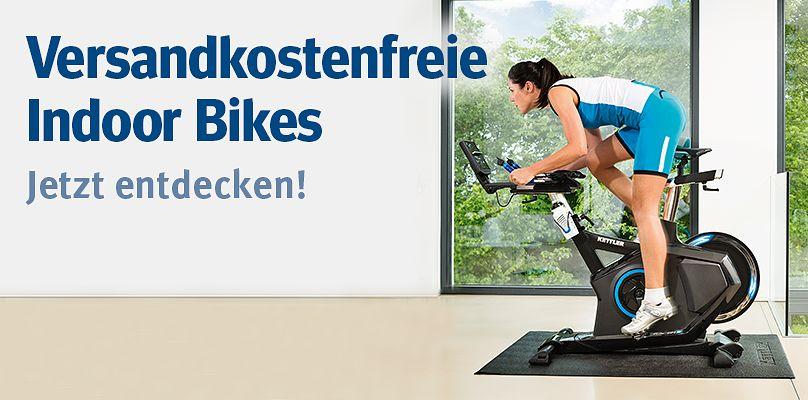 Versandkostenfreie Indoor Bikes