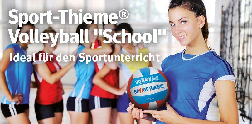 """Der Sport-Thieme® Volleyball """"School"""""""