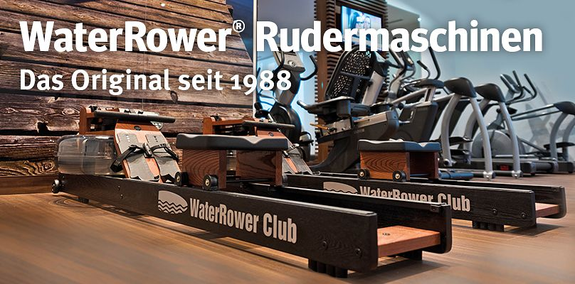 WaterRower - Das Original seit 1988